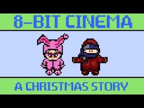 A Christmas Story  8 Bit Cinema