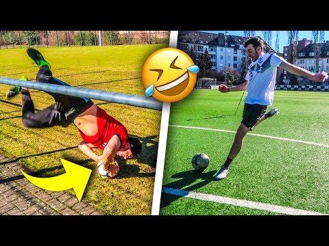 Arten von Fußball YouTubern
