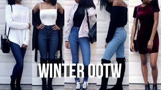OOTW: Winter/Fall School Outfits