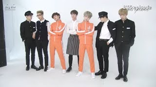 [EPISODE] BTS (방탄소년단) FESTA 2016 - Real Family photo Shooting