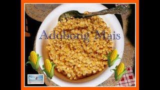ADOBONG MAIS | Comfort food sa Tag ulan | Vlog 16 | Simply Mhyles😊💕
