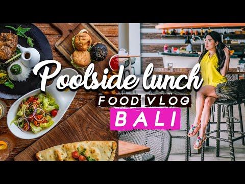 LIBURAN BALI FOOD VLOG | BIG FISH BAR & GRILL | The Stones Legian Bali By Marriott