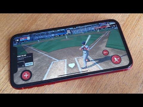 RBI Baseball 2019 Iphone XR Gameplay - Fliptroniks.com
