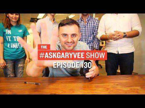 #AskGaryVee Episode 130: VaynerMedia Interns Ask Me Questions
