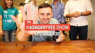 #AskGaryVee Episode 130: VaynerMedia Interns Ask Me Questions
