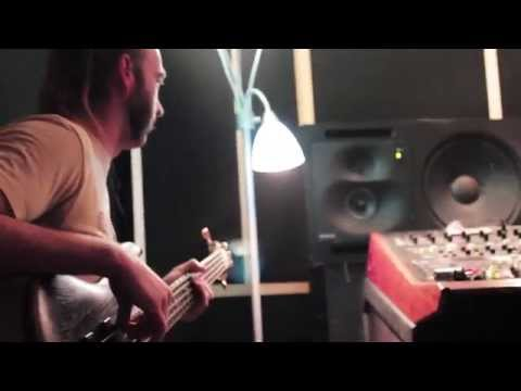"Battlecross ""Rise to Power"" behind the scenes #8 - Bass Part 2"