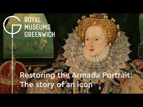 Elizabeth I, The Story Of An Icon | Restoring The Armada Portrait