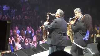 Billy Joel MSG 19 November 2015 New York State of Mind (w/ Chick Corea),  Movin' Out