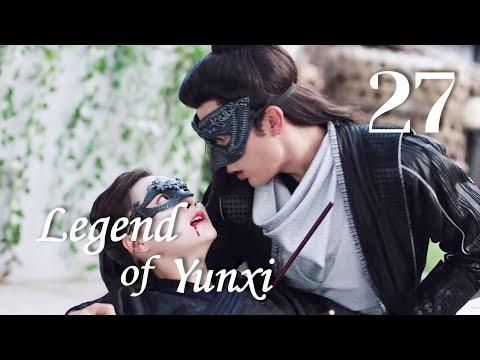 Legend of Yun Xi 27(Ju Jingyi,Zhang Zhehan,Mi Re)