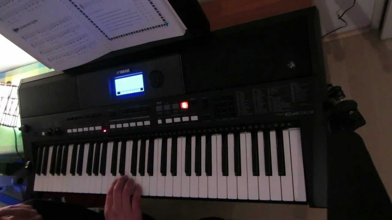 Keyboard Am Pc Spielen