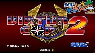 Virtua Cop 2 (Sega Model 2 JP) Longplay