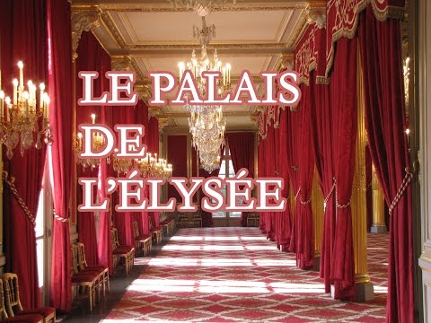 d couvrez le palais de l 39 lys e fief du pr sident de la r publique youtube. Black Bedroom Furniture Sets. Home Design Ideas
