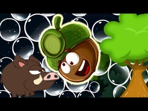 Доктор Желудь Приключение на дереве часть 2 ФИНАЛ - Мультик игра для детей