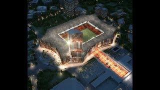 Gambar cover Arena Kombëtare - New Albania Stadium