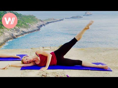 Pilates Basics mit Franziska Beckmann (Personal Trainer) - HD720p