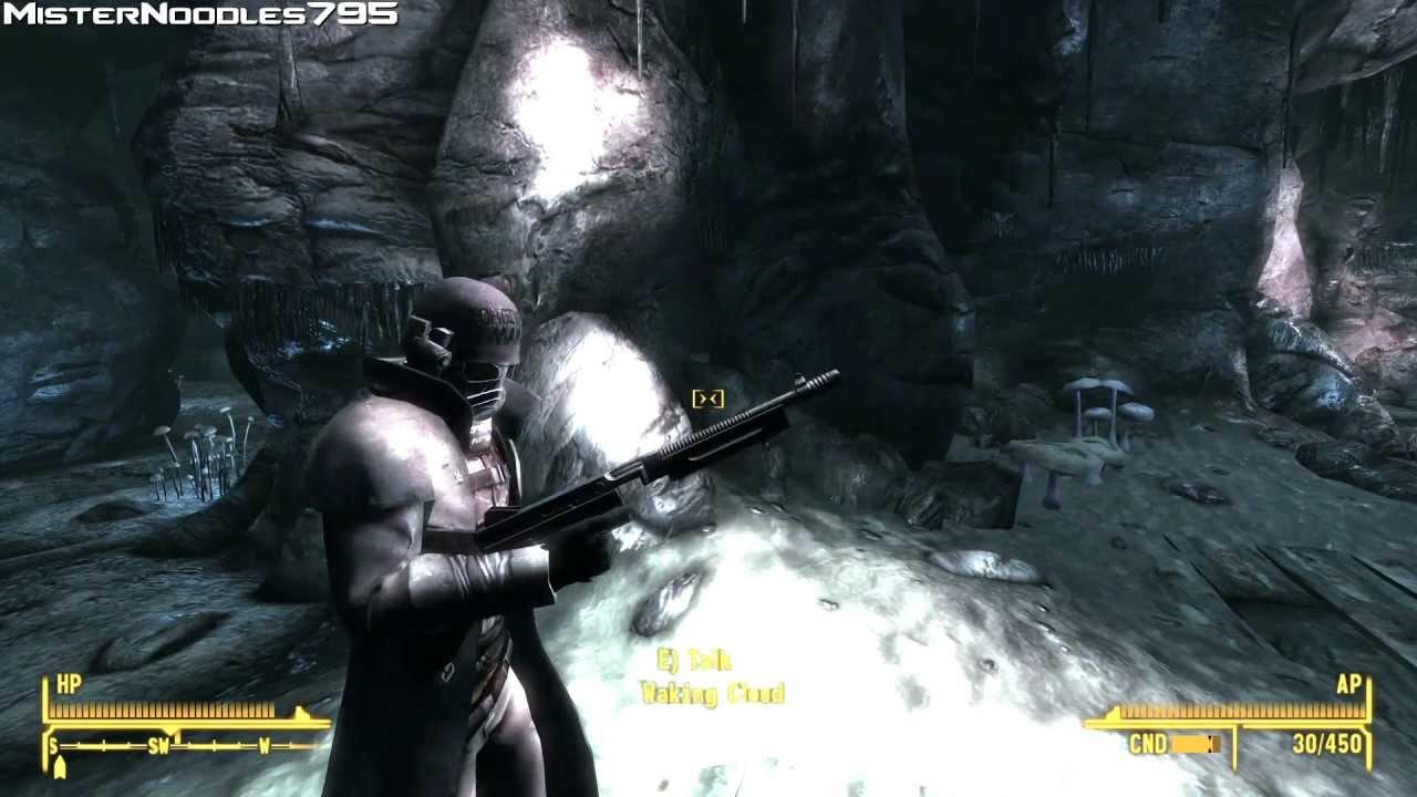 Fallout New Vegas Ranger Armor