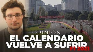 F1 2021 - Por qué posponen el GP de Australia y regresa Imola | Efeuno