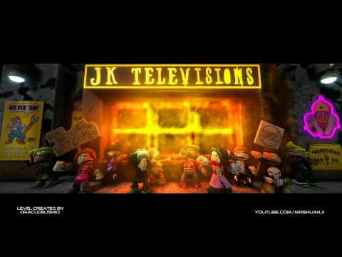 LittleBigPlanet™2 - MM FAVOURITE: WATCHMEN (EPIC FILM) | HD QUALITY
