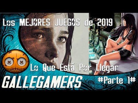 Los MEJORES JUEGOS que Deberían Salir en 2019 (1) #FF VII Remake , The Last of Us 2 ...#