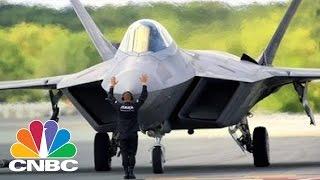 US Fighter Jets Intercept Russian Bombers Near Alaska: Bottom Line | CNBC