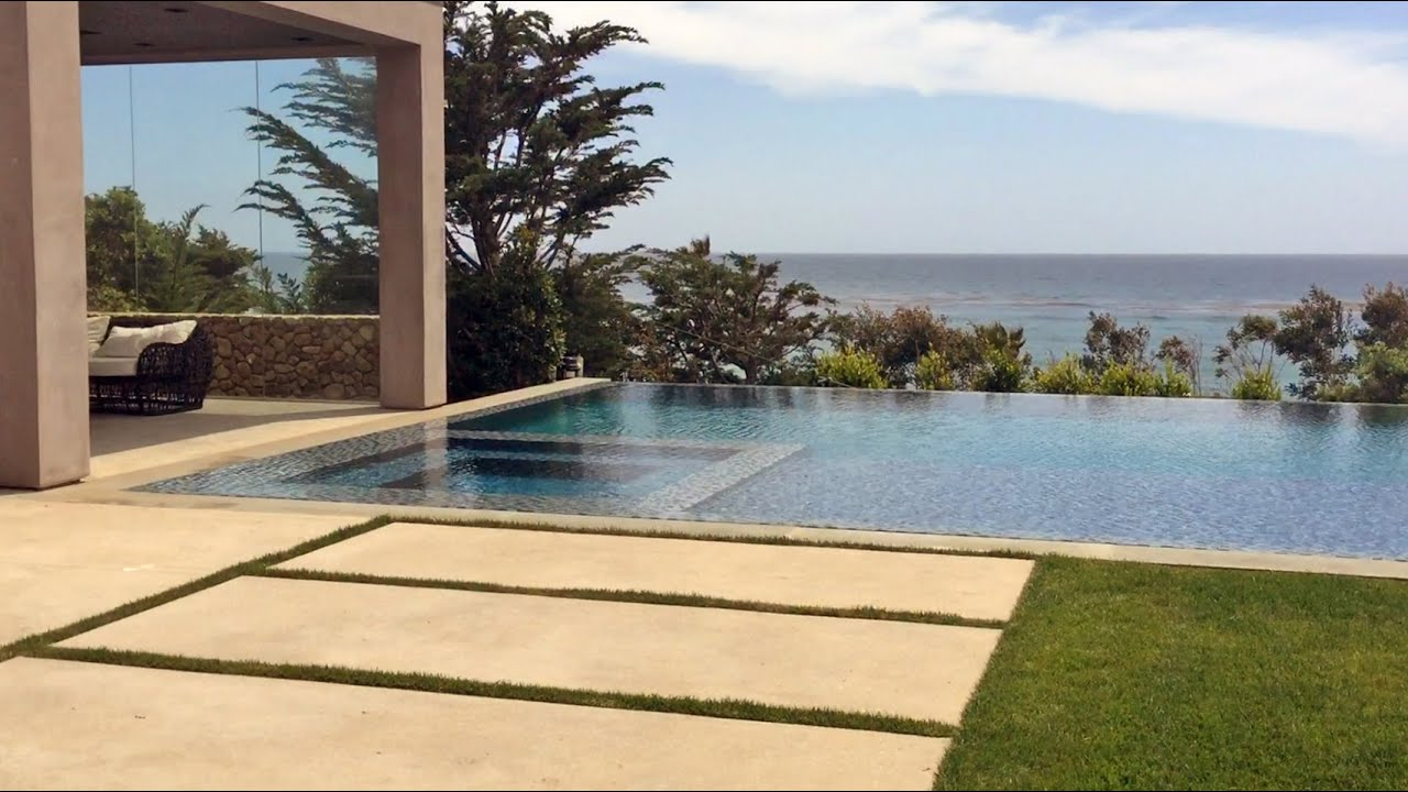 infinity pool house. Unique House Malibu Infinity Pool Ocean View House In I