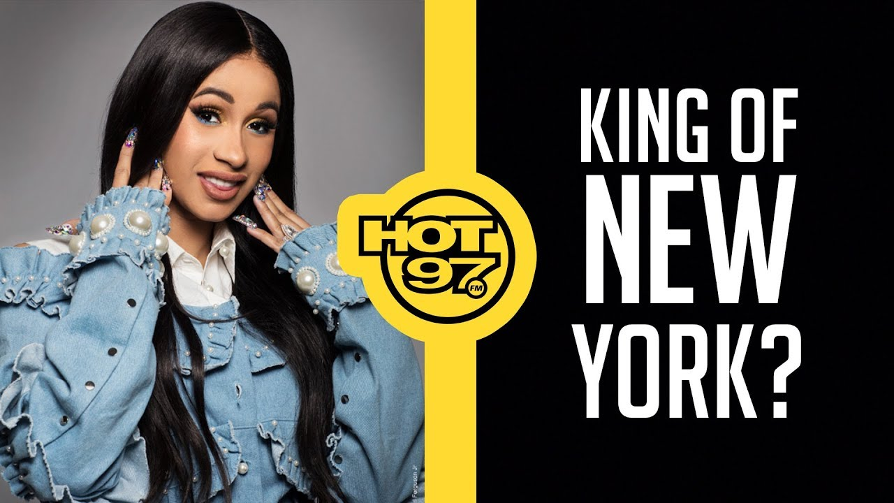 Cardi B Crowns Herself 'King Of NY'; Is She The Hottest Artist Out Right Now? EITM Debates