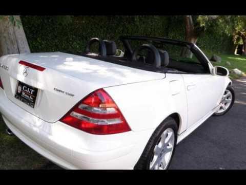 2002 mercedes benz slk slk 230 kompressor for sale in for Mercedes benz sherman oaks
