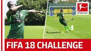 Sané, Moisander & Co. - EA SPORTS FIFA 18 Bundesliga Free Kick Challenge - Werder Bremen thumbnail