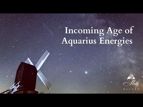 Incoming Age of Aquarius Energies ~ Podcast ▶44:01