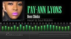 Fay-Ann Lyons - Boss Chicks (Heart & Soul Riddim) [Soca 2016] [HD]