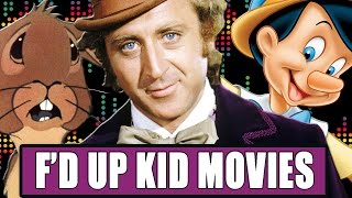 8 Movies That F'd Us Up As Kids