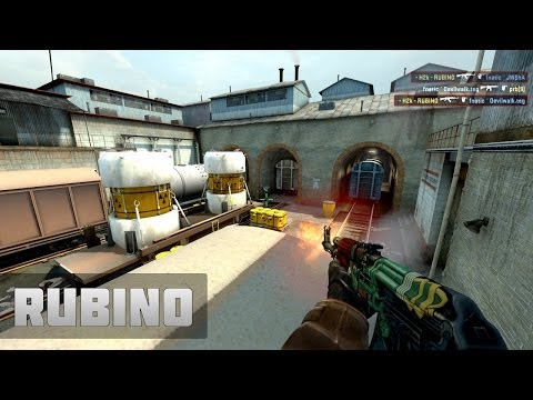 Fnatic FragOut Season 3: RUBINO vs. fnatic