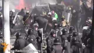 Бои Майдан Киев(Это видео создано с помощью видеоредактора YouTube (http://www.youtube.com/editor), 2014-02-27T18:53:10.000Z)