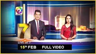 Live at 7 News – 2019.02.15