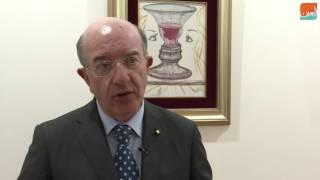 بالفيديو.. دالي ولفونتانا في معرض للوحات المافيا في إيطاليا