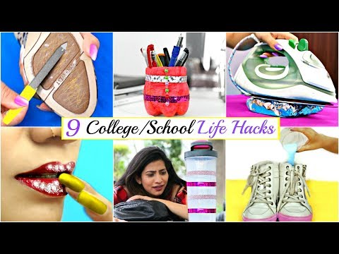 9-amazing-life-hacks-every-college/school-girls-must-know-|-anaysa