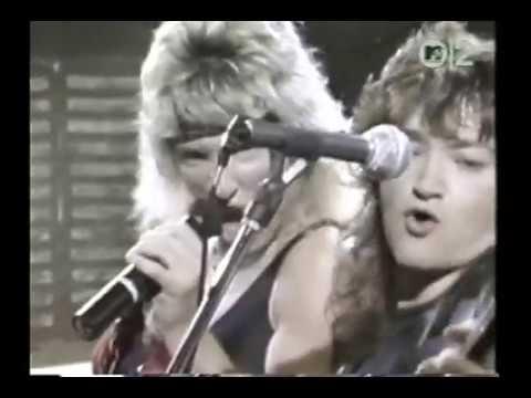 Heavy Pettin - Rock Ain't Dead