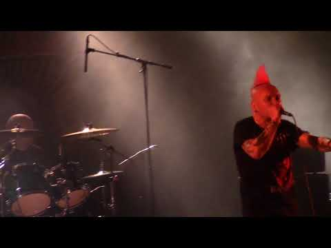 The Exploited - Never Sell Out (Punk And Disorderly 2018 Berlin) [HD]