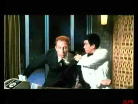 Bruce Lee beats Gene LeBell