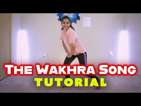 The Wakhra Song - Judgementall Hai Kya | Wakhra Swag | Sneha Desai Choreography | TUTORIAL