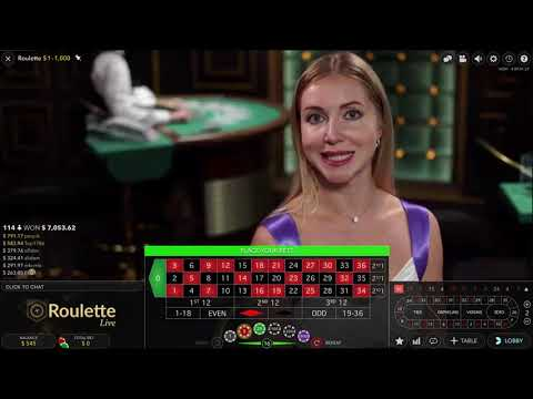 INCREDIBLE ROULETTE SESSION