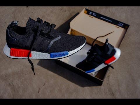 Orignal Adidas PK NMD Unboxing \u0026 Pk