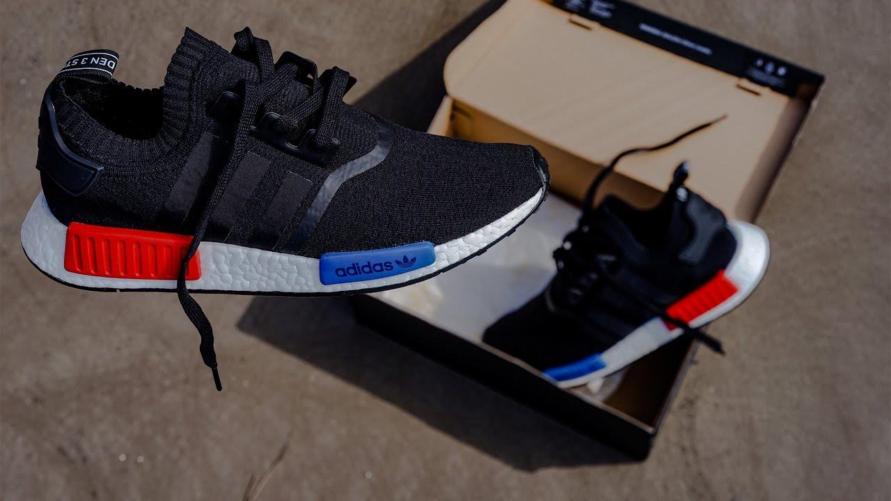 Identificare Adidas Pk Nmd Unboxing & Pk Chiaro Su Youtube)