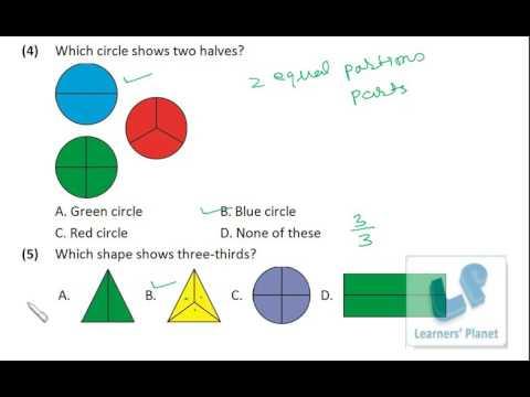 Maths Fraction Practice s-5, Fraction worksheets,practice paper