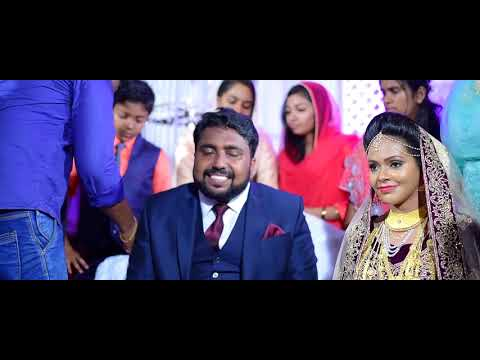 Sabeera Hussain wedding promo