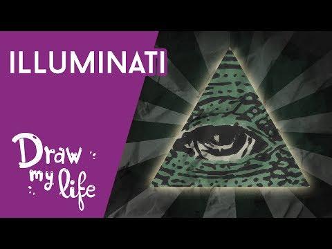 ¿QUIÉNES SON LOS ILLUMINATI? - Draw My Life