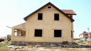 Как построить дом из панелей ТИМФОРТ