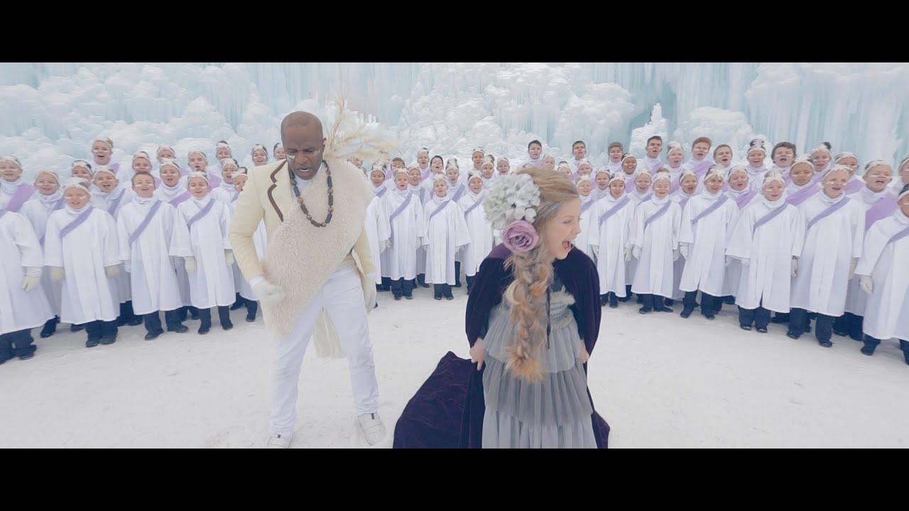 Let it go frozen alex boy 233 africanized tribal cover ft one