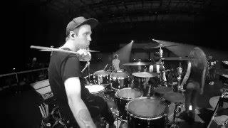 Thomas Drachmann - Drum Cam Live 2016