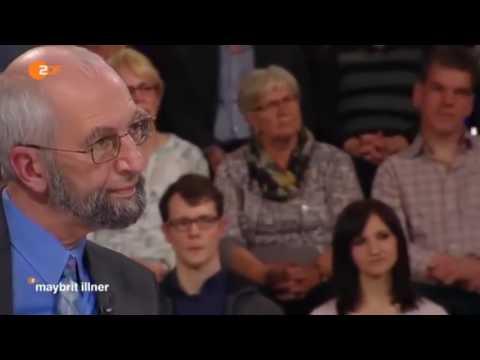 Dirk Müller bei Maybrit Illner| Deutschland ist eine US Kolonie | ZDF